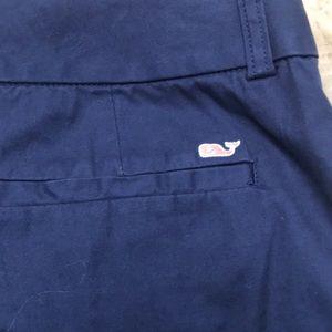 Vineyard Vines Skirts - Vineyard vines navy chino skirt new size 6 small